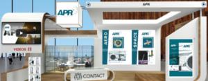 APR booth Aeromart