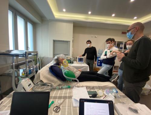 COVID-19:  da Politecnico di Torino e APR un ventilatore polmonare a minimo consumo di ossigeno