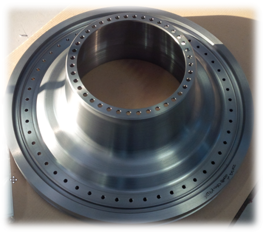 Low pressure turbine